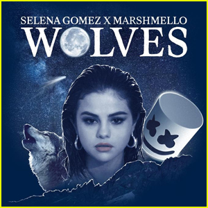 Selena Gomez & Marshmello Release 'Wolves' Collaboration - Listen Now!