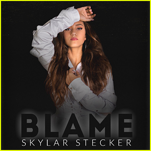 Skylar Stecker Drops Hot New Song 'Blame' - Listen & Download Here!