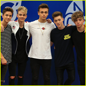 Why Don't We Share 'Versace on the Floor' Mashup - Watch Now!