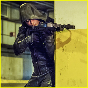 Emily Bett Rickards & David Ramsey Preview How Diggle's Drug Use Will Impact Tonight's 'Arrow'