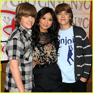 Brenda Song is Super Proud of Cole & Dylan Sprouse