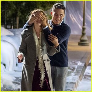Alexa & Carlos PenaVega's Hallmark Movie 'Enchanted Christmas' Airs Tonight!