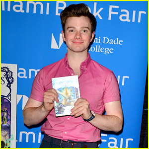 Chris Colfer to Write Two New 'Land of Stories' Books Plus An Insider's Guide - Get The Details Here!