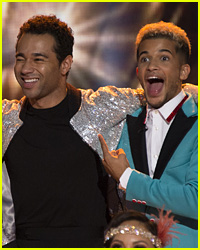 Here's How Corbin Bleu & Jordan Fisher First Met