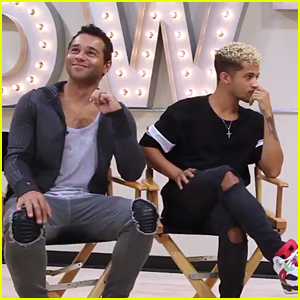 Jordan Fisher Knows 'High School Musical' Better Than Corbin Bleu