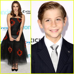 Danielle Rose Russell & Jacob Tremblay Hit 'Wonder' Premiere in Los Angeles