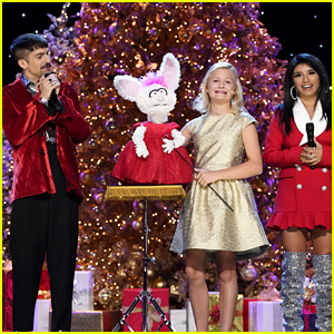darci lynne farmer petunia sing o easter egg instead of o christmas tree with pentatonix