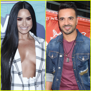 Demi Lovato Sings in Spanish in New Luis Fonsi Song - Listen!