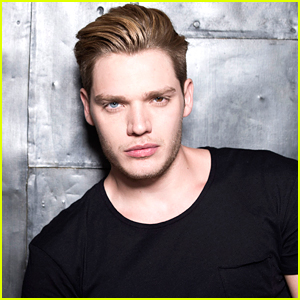 Shadowhunters' Dominic Sherwood is Building A Legacy That's Very Inspiring