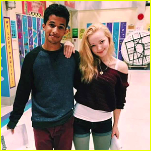 Dove Cameron is 'Super Proud' of Jordan Fisher on 'Dancing With The Stars' (Exclusive)