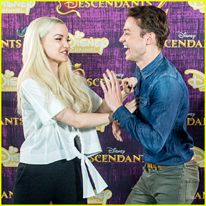 Dove Cameron Reveals How She Makes Her Busy Schedule Work with Boyfriend Thomas Doherty