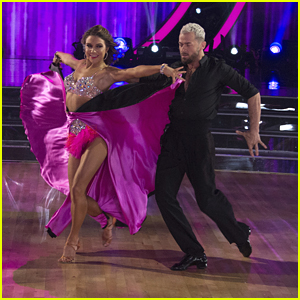 'Dancing With The Stars' Pro Number Will Make Your Jaw Drop - Watch!