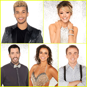'Dancing With The Stars' Season 25 Finalists Announced!