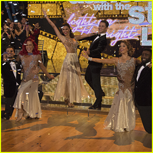 'Dancing With The Stars' Season 25 Trio Night Week #8 - Songs, Dances & Details Revealed!