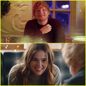 Ed Sheeran Debuts 'Perfect' Music Video Starring Zoey Deutch - Watch Here!