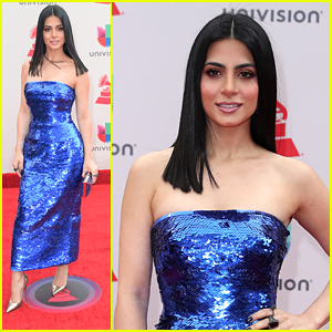 Emeraude Toubia's Latin Grammys 2017 Look Will Blind You - In A Good Way!