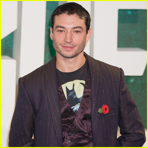 Ezra Miller Was Told He Wouldn't Be a Leading Man After Coming Out