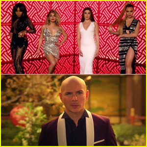 Fifth Harmony Teams Up with Pitbull in 'Por Favor' Music Video!