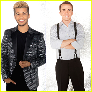 Jordan Fisher & Frankie Muniz Join DWTS Light Up The Night Tour!