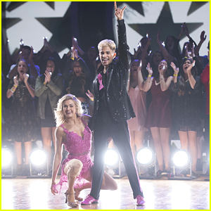 Jordan Fisher Gives Credit to Lindsay Arnold For Helping Him Learn This Lesson on 'DWTS'