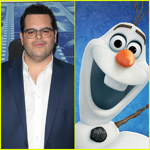 Josh Gad Jokes That His Olaf Voice From 'Frozen' is His Real Voice