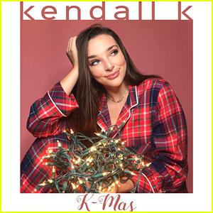 Kendall Vertes Drops Christmas EP 'K-Mas' - Listen!