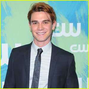 KJ Apa Jokes He Punched a Bear After Another Hand Injury