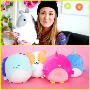 LaurDIY Announces Her Super Cute Plushie Line - Get Them Now!