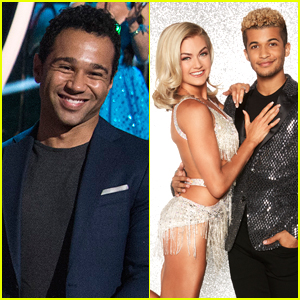Lindsay Arnold Dishes On Working With Jordan Fisher AND Corbin Bleu This Week For 'DWTS' (Exclusive)