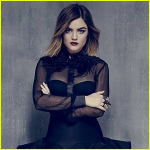 Lucy Hale Almost Turned Down Her 'Pretty Little Liars' Role!