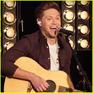 Niall Horan Surprises Some Deserving Young Fans - Watch Now!