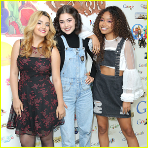 'Project Mc²' Stars Mika Abdalla, Victoria Vida & Genneya Walton Celebrate National STEAM Day
