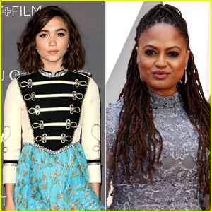 Rowan Blanchard Got To Shadow Director Ava DuVernay on 'A Wrinkle In Time' Set