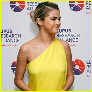 Selena Gomez Opens Up About Kidney Transplant During Lupus Gala