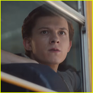 Tom Holland Flies Into Action as Spider-Man in 'Avengers: Infinity War' Trailer - Watch Now!