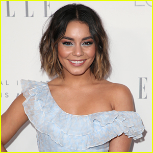 Disney Gifts Vanessa Hudgens A Throwback HSM Tee