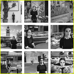 Vanessa Marano Ends Her Wednesday Addams Instagram Theme