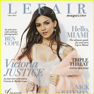 Victoria Justice is Developing Her Own TV Show!