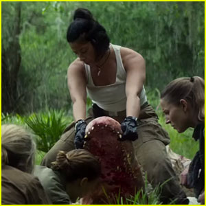 Gina Rodriguez is on a Mission in 'Annihilation' Trailer - Watch!