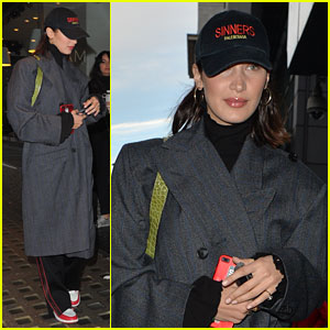 Bella Hadid Can't Wait To Get Home To Her Miniature Pony