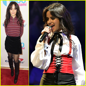 Camila Cabello Is Planning On Touring First Thing in 2018
