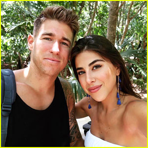 Daniella Monet Is Engaged To Longtime Boyfriend Andrew Gardner!