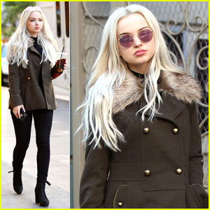 Dove Cameron Might Be Dying Her Hair This Amazing Color Soon (Exclusive)