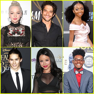 Skai Jackson, Tyler Posey & Dove Cameron Join New Animated Series 'Marvel Rising: Secret Warriors'