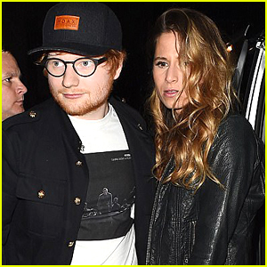 Ed Sheeran Gave Girlfriend Cherry Seaborn Exactly What She Wanted For Christmas