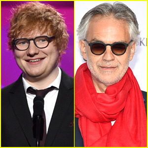Ed Sheeran's New 'Perfect' with Andrea Bocelli is Out - Listen Now!