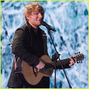 Ed Sheeran Melts Everyone's Hearts While Singing 'Perfect' in Italian