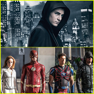 Gotham's David Mazouz Has A Brilliant Idea For a Crossover With 'Arrow' & 'The Flash'