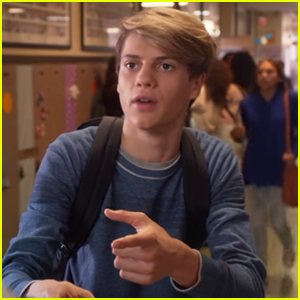 Jace Norman Teases Upcoming Nickelodeon Movie 'Blurt!'