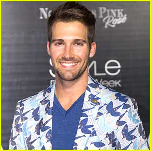 James Maslow Debuts New Holiday Song 'Christmas Beautiful' - Listen & Download Here!